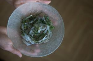 リネン皿サヨリ2